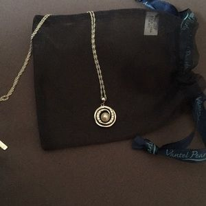 Center of my universe necklace